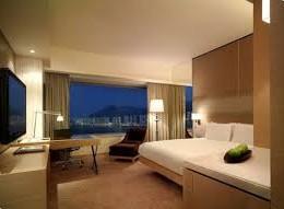 tv in a hotel