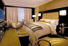 tapéta szállodában