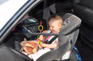 toys in the car